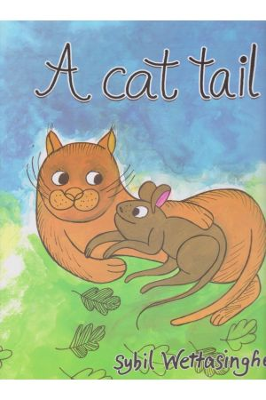 A cat tail