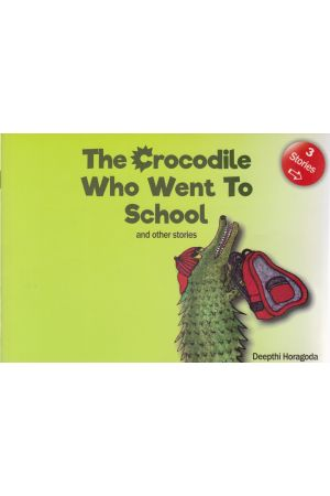 The Crocodile who Went to School