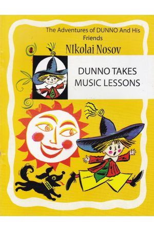 Dunno takes Music Lessons