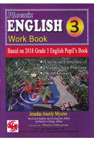English work book grade 3