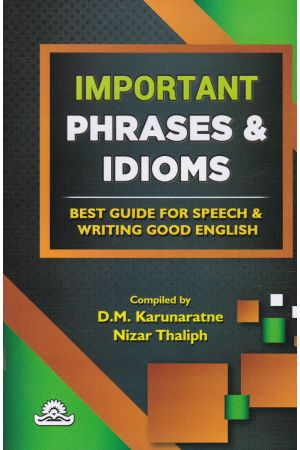Important Phases & Idioms