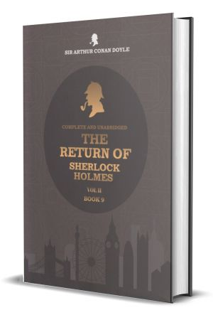 The Return Of Sherlock Holmes - Vol 2 - Book 09