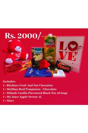 Valentine Gift Hamper - Option 1