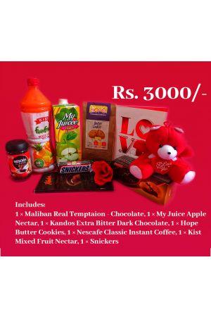 Valentine Gift Hamper - Option 2
