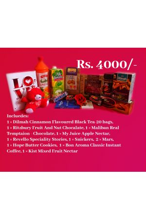 Valentine Gift Hamper - Option 3