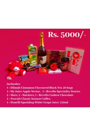 Valentine Gift Hamper - Option 4