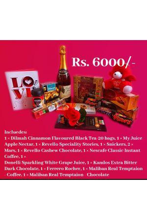 Valentine Gift Hamper - Option 5