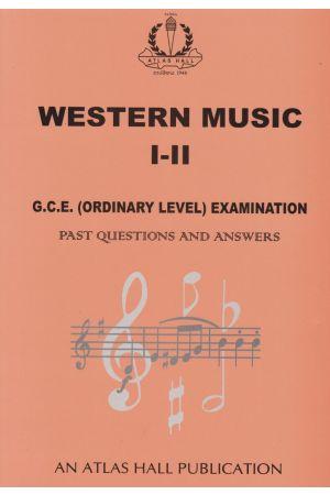 Western Music I - II