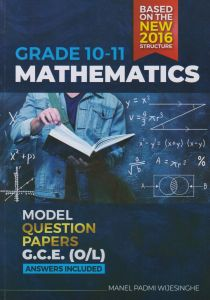 Grade 10-11 Mathematics