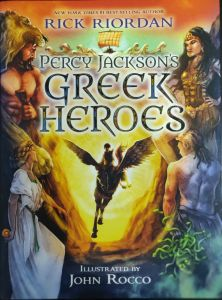 Percy Jackson's - Greek Heroes
