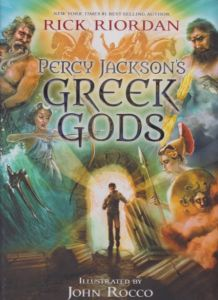Percy Jackson's - Greek Gods