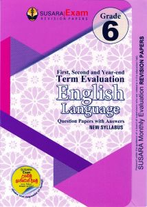 Grade 6 English Language Revision Papers