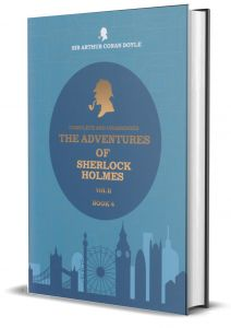 The Adventures Of Sherlock Holmes - Vol 2 - Book 04