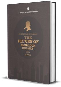 The Return Of Sherlock Holmes - Vol 1- Book 08