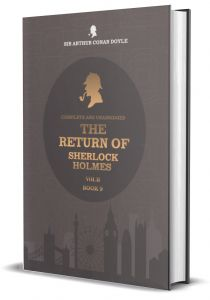 The Return Of Sherlock Holmes - Vol 2 - Book 09