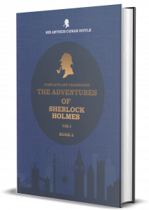The Adventures Of Sherlock Holmes - Vol 1 - Book 03