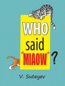 Who said Miaow?