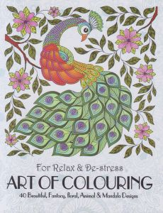 Art Of Colouring - For Relax & De-Stress