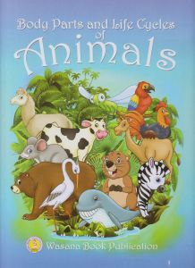 Body Parts And Life Cycles Of Animals