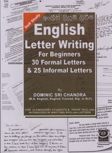 English Letter Writing For Beginners