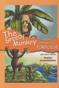 The Greedy Monkey And The Peaceful Tortoise