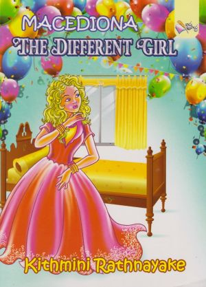 Macediona The Different Girl