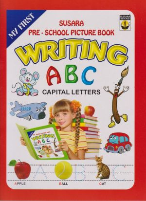 Writing ABC - Capital Letters